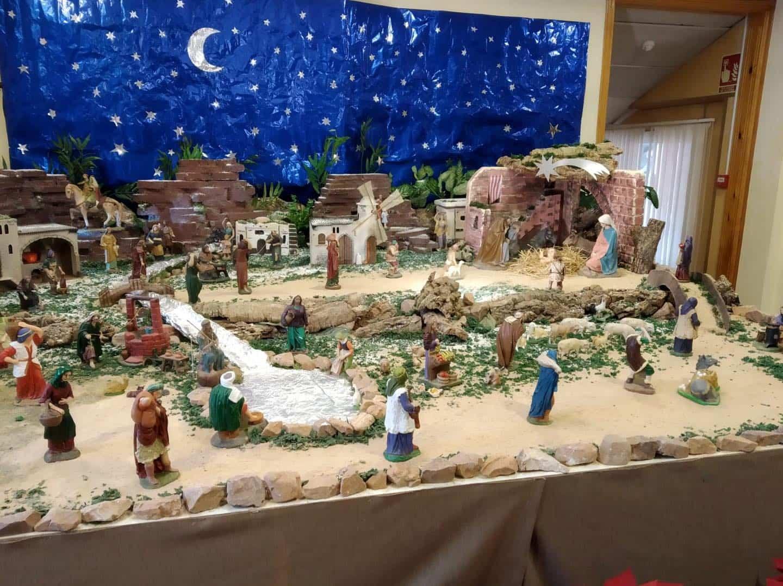 Los Reyes Magos también visitarón el Colegio de Nuestra Señora de las Mercedes 7