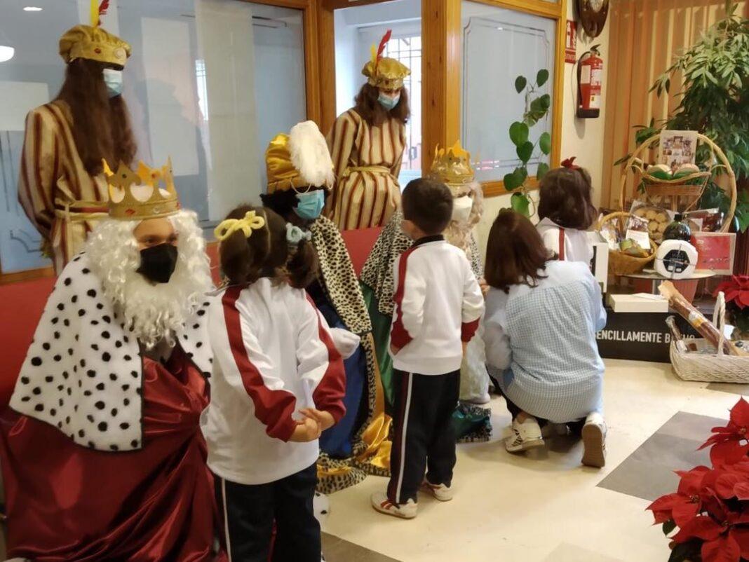 Los Reyes Magos también visitarón el Colegio de Nuestra Señora de las Mercedes 10
