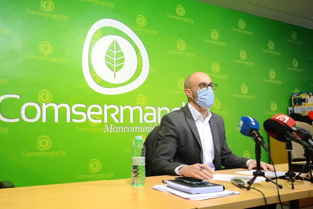 Cerca de 73.000 tolenadas de residuos gestionó Comsermancha en 2020 1