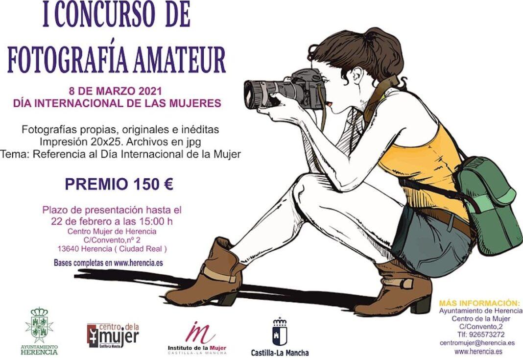 """I Concurso de Fotografía Amateur """"8M-Día Internacional de la Mujer"""" 10"""