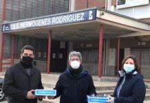 Coordinación de ayuda frente al Coronavirus desde Herencia 3