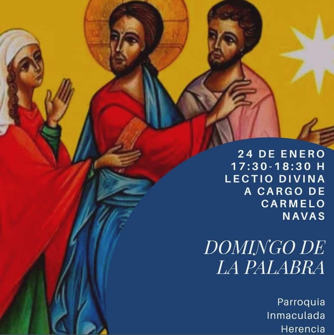 Lectura continuada del evangelio de San Marcos en la parroquia de Herencia 3