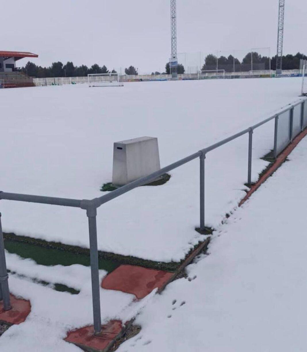 """El """"Fernández de la Puebla"""" recupera la normalidad después de la nieve 4"""
