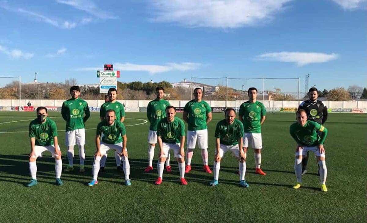 Herencia C.F se impuso por 2-1 al Sporting La Gineta C.F. 6