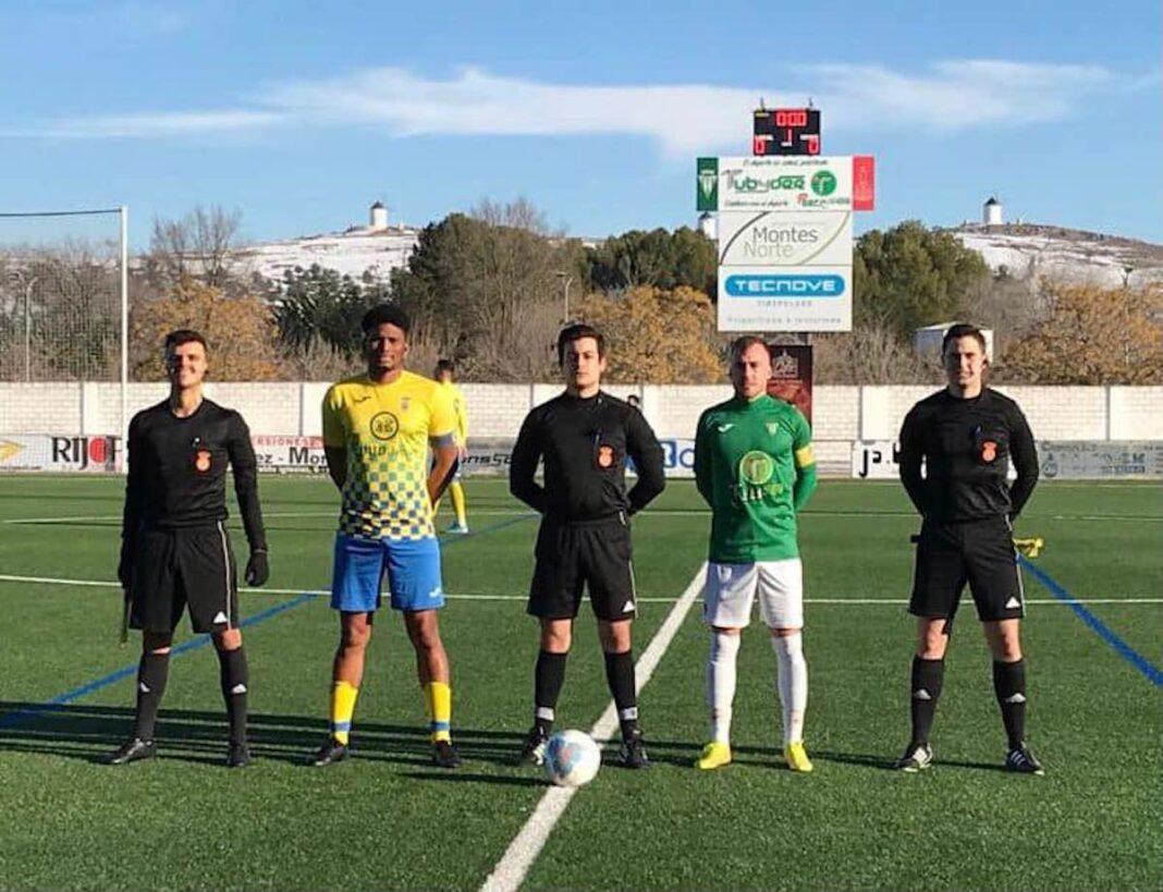 Herencia C.F se impuso por 2-1 al Sporting La Gineta C.F. 7