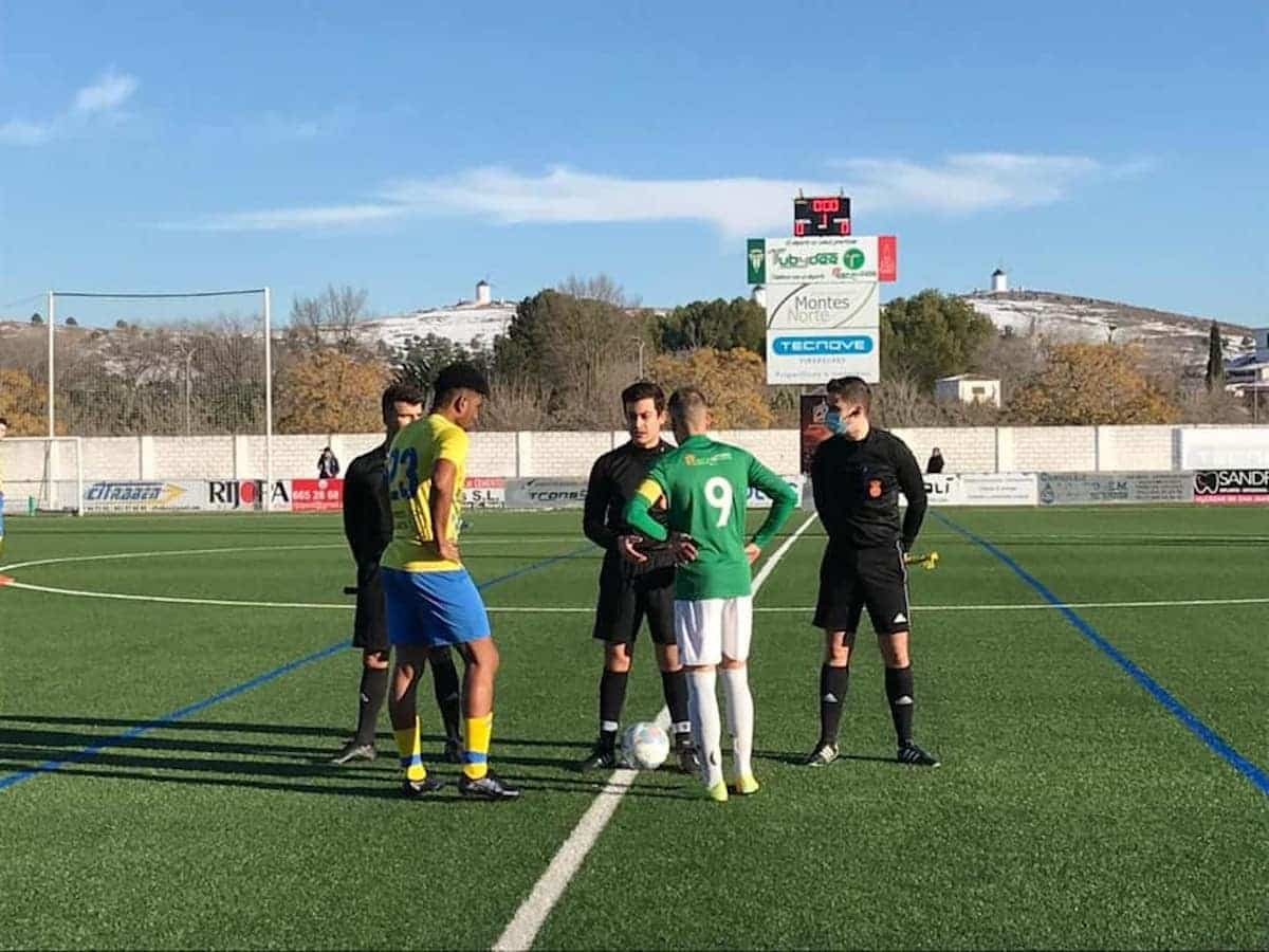 Herencia C.F se impuso por 2-1 al Sporting La Gineta C.F. 5