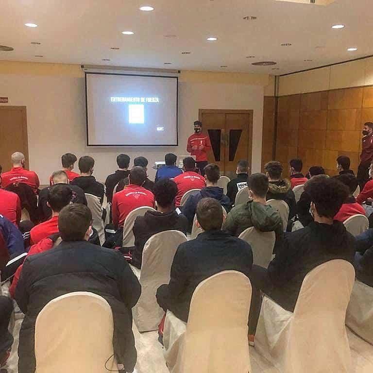 Participación Herenciana en las Tecnificaciones Promesas de la Federación de balonmano de Castilla-La Mancha. 9