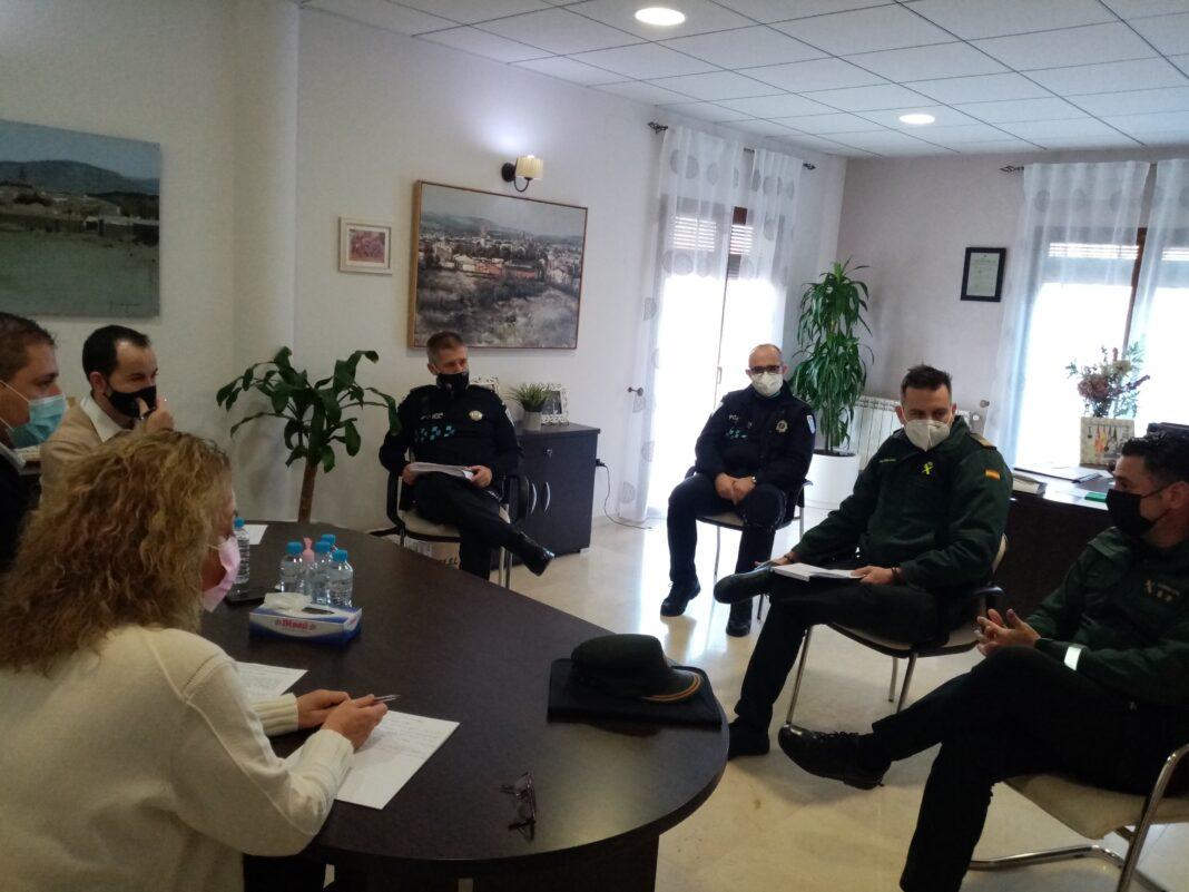 Las Fuerzas de Seguridad intensificarán los controles para garantizar que se cumplen las medidas especiales 1