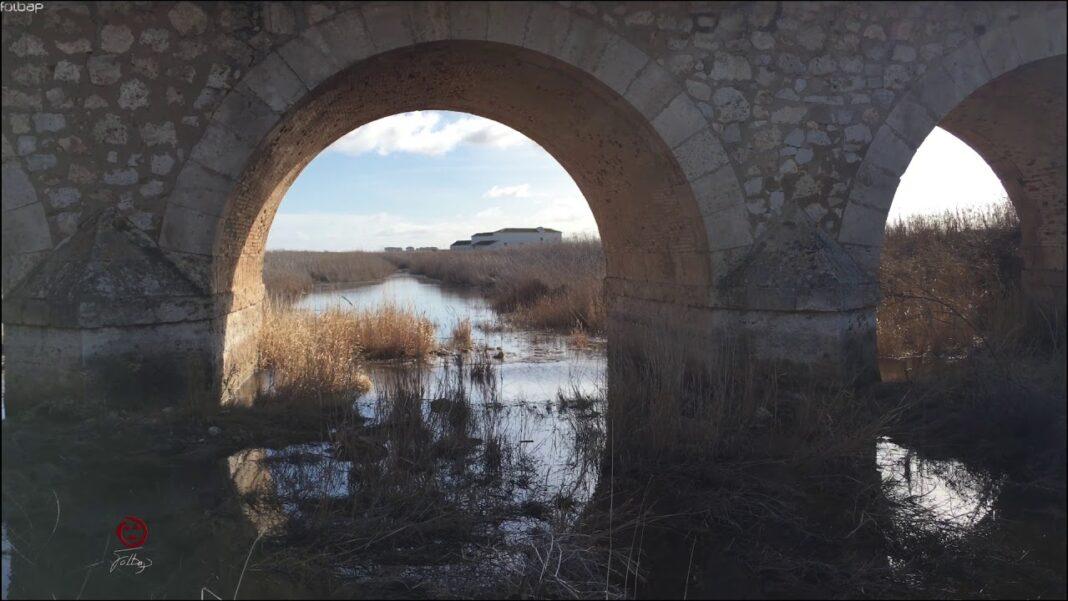 El agua vuelve a correr en el Puente Alto en Herencia 1
