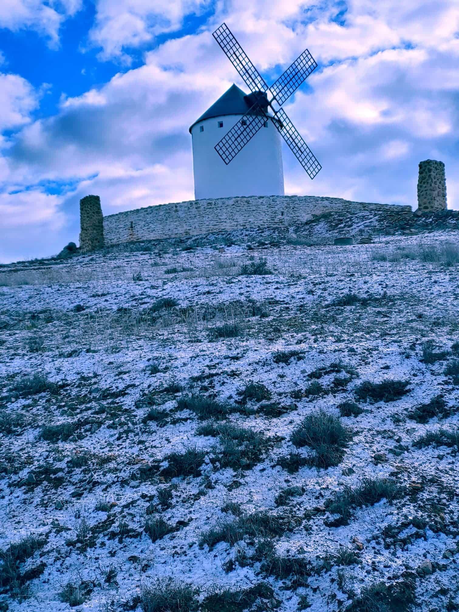Castilla-La Mancha suspende las clases hasta el próximo lunes ante la previsión de fuertes nevadas 13