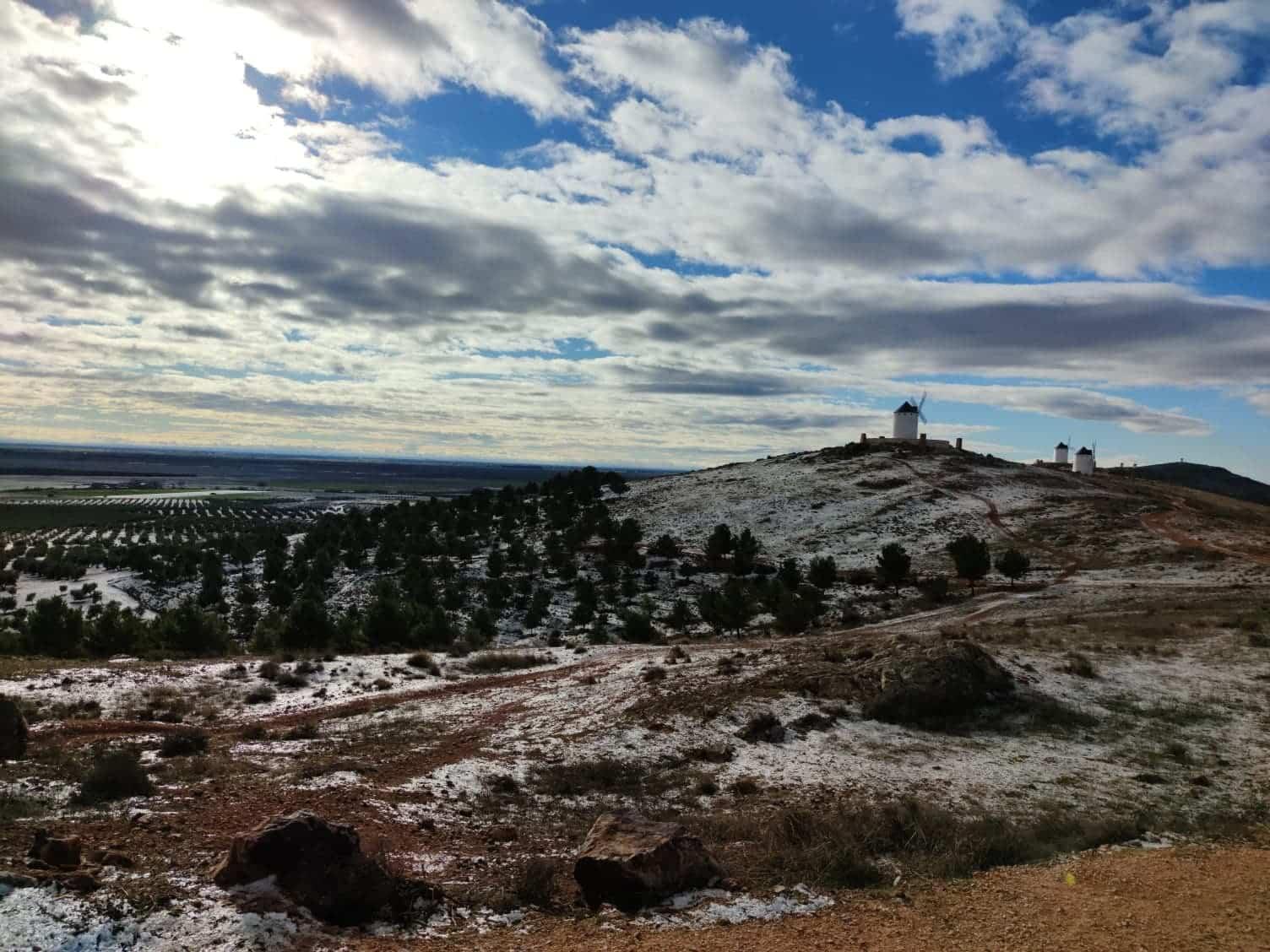 Castilla-La Mancha suspende las clases hasta el próximo lunes ante la previsión de fuertes nevadas 14