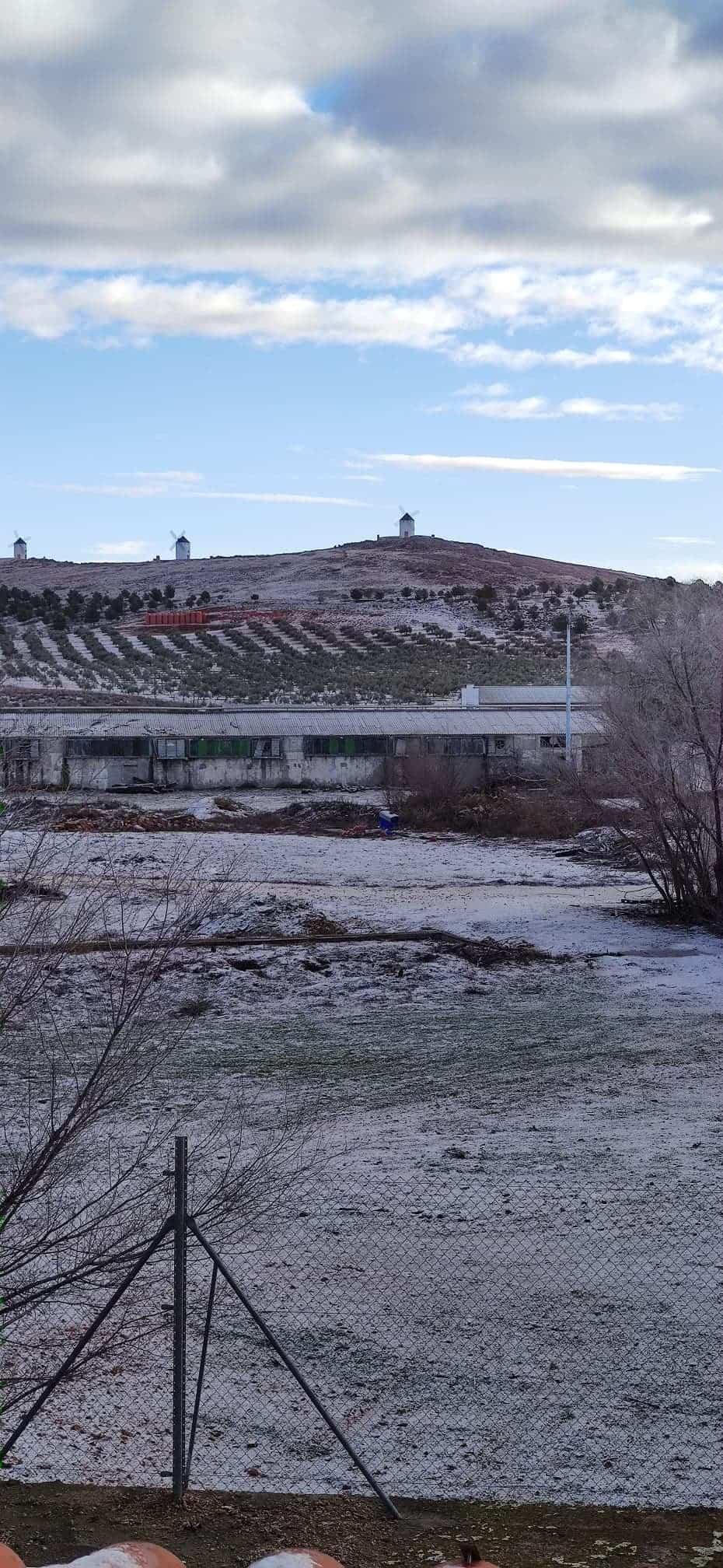 Castilla-La Mancha suspende las clases hasta el próximo lunes ante la previsión de fuertes nevadas 15