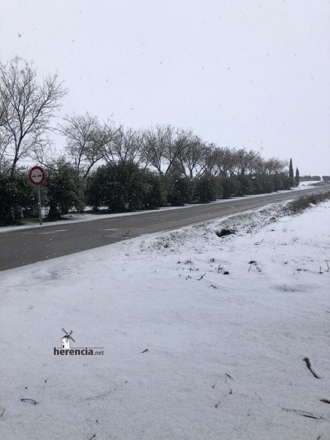 "El temporal ""Filomena"" afecta a dos terceras partes de la Red Regional de Carreteras 1"