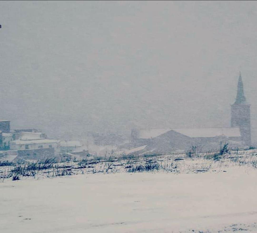 Las nevadas llegan Herencia y a toda Castilla-La Mancha (actualizado) 95