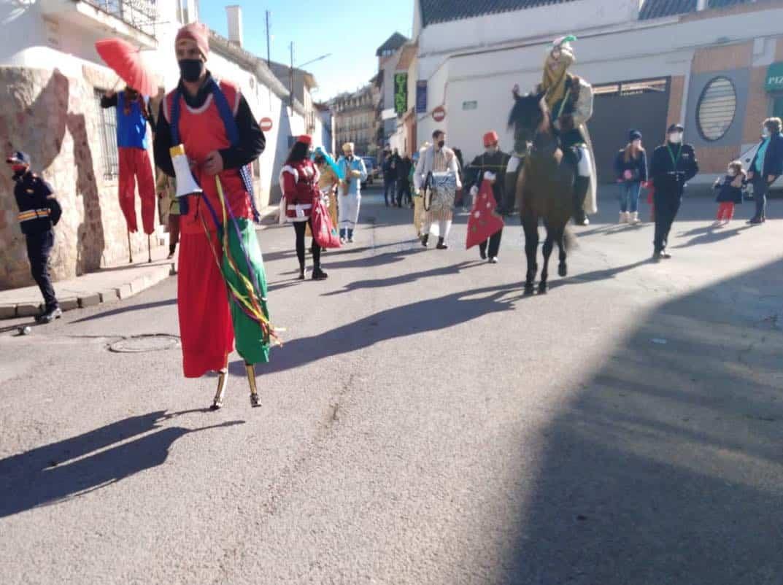 Los Reyes Magos de Oriente pasaron por Herencia 16