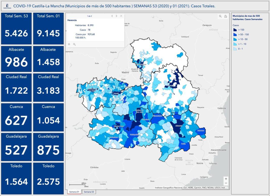 Se multiplican los casos por más de 5 hasta 78 nuevos casos confirmados de contagiados de Covid-19 1