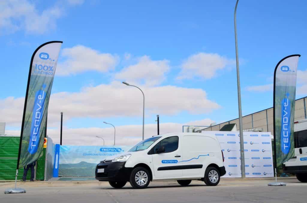 Tecnove ultima la implantación del primer proyecto integrado de hidrógeno verde logístico 1