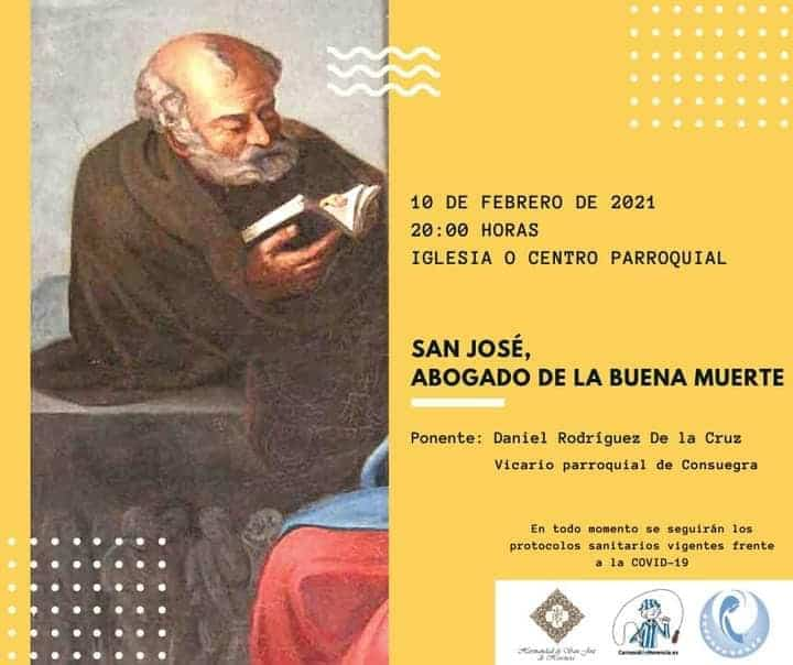 La parroquia acoge una formación sobre la figura de San José como abogado de la Buena Muerte 7