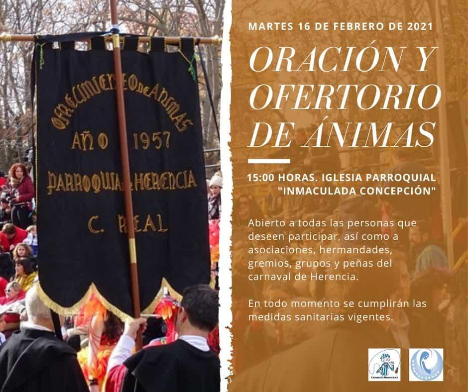 La tradicional ofrenda de ánimas se realizará este año en la parroquia 1