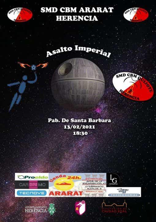 El SMD BM Ararat Herencia vuelve a la competición frente al Ciudad Imperial 1