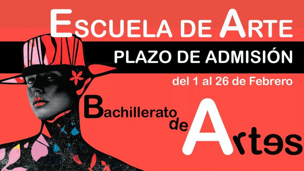 Abierto el plazo de admisión del Bachillerato de Artes en la Escuela de Arte y Superior de Diseño Antonio López 4
