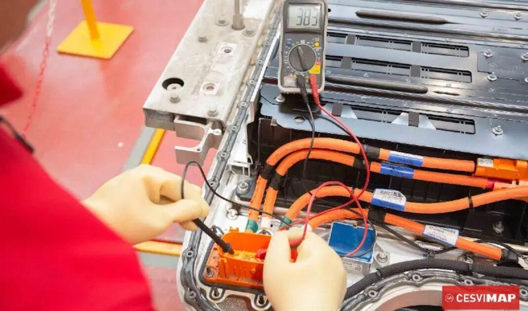 Tecnove participa en un proyecto para la creación de baterías de segundo ciclo de vida 1