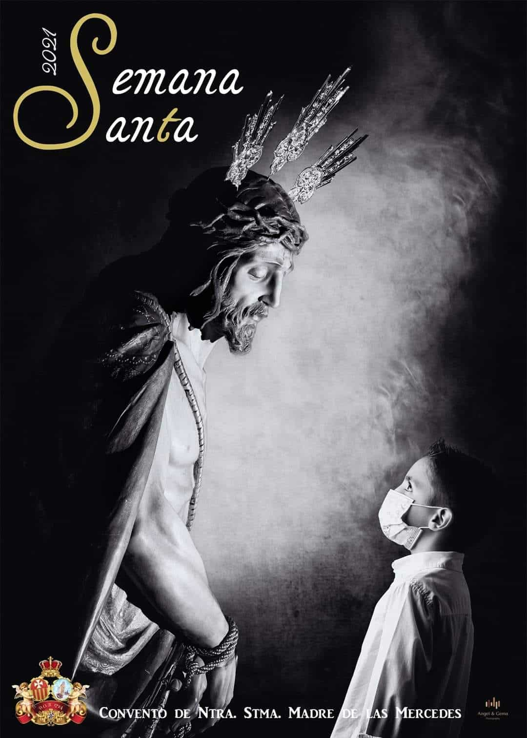Presentado el cartel de Semana Santa del Convento de La Merced 15