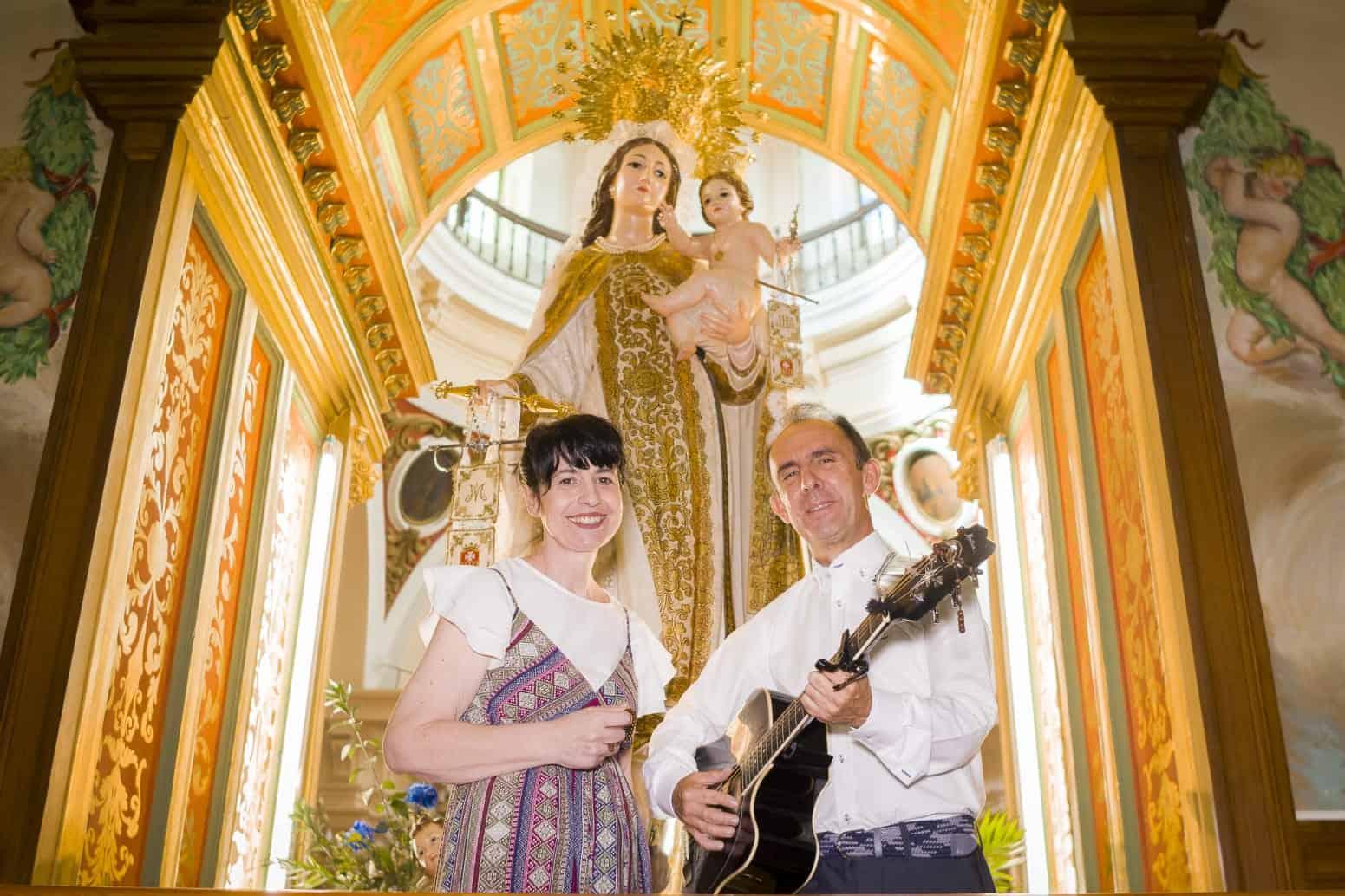 """Miguel y Mariavi presentan su sexto disco de estudio, """"Jeanne de Mateu, melodía al hombre de Dios"""" 3"""
