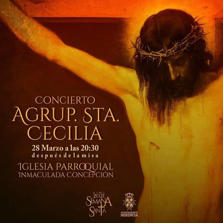 La Agrupación Musical Santa Cecilia regresa con su tradicional concierto de Semana Santa 1