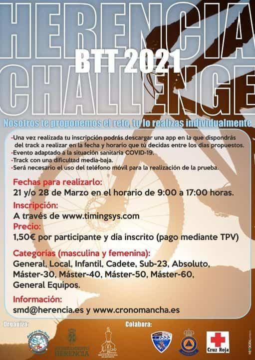 Herencia Challenge BTT 2021 1