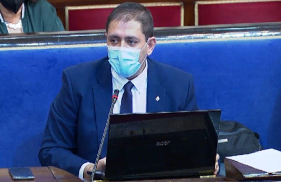 Denuncia a un senador de Ciudad Real por una supuesta agresión a un menor 1