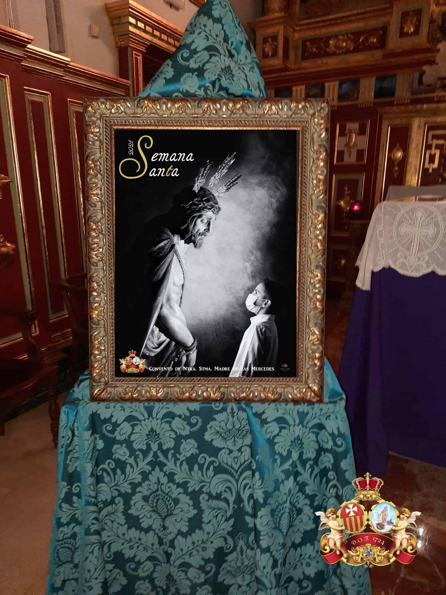 Presentado el cartel de Semana Santa del Convento de La Merced 13