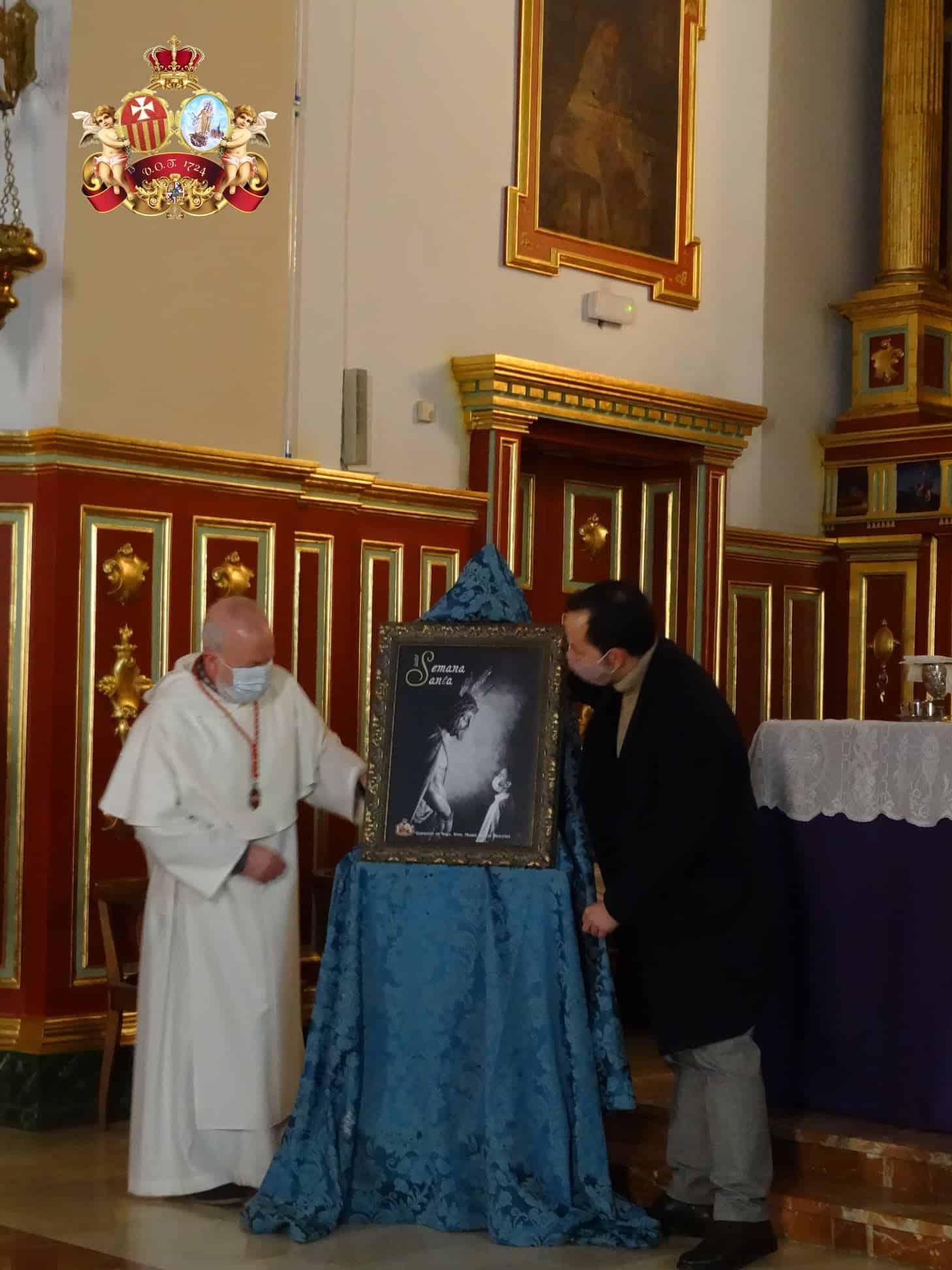 Presentado el cartel de Semana Santa del Convento de La Merced 11