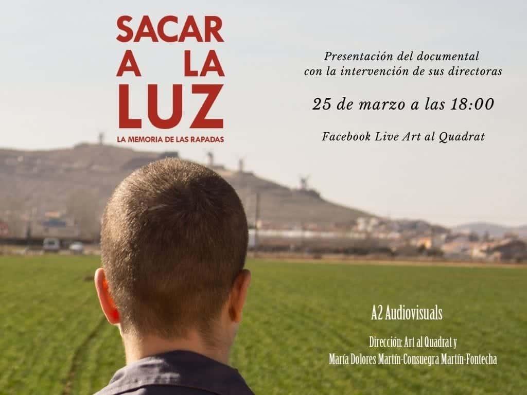 """Presentación del documental """"Sacar a la luz. La memoria de las rapadas"""" 1"""