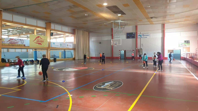 Aumento de plazas en actividades deportivas de las Escuelas Deportivas 3