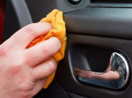 renovar interior vehículo