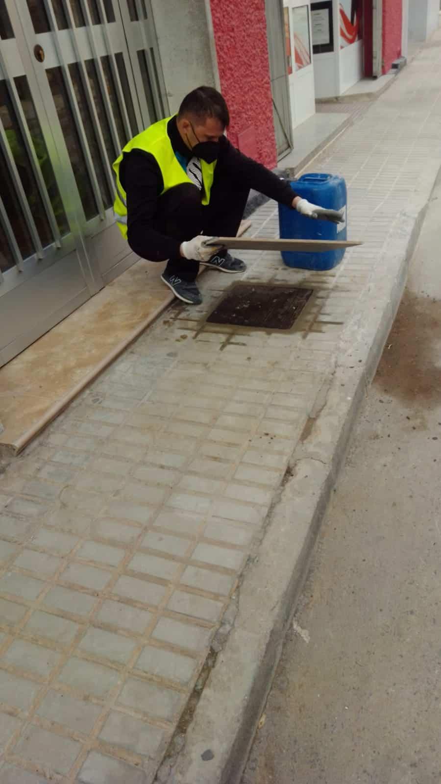 Mejoras en la accesibilidad y mantenimiento de vías públicas en Herencia 9