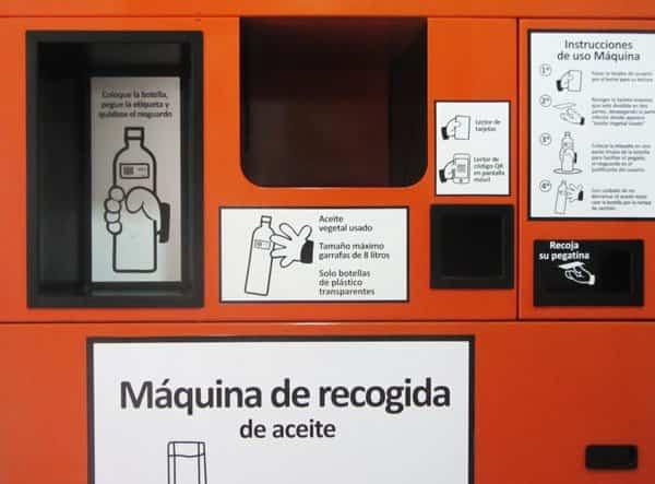 Reciclar aceite vegetal usado ahora tiene recompensa económica 4
