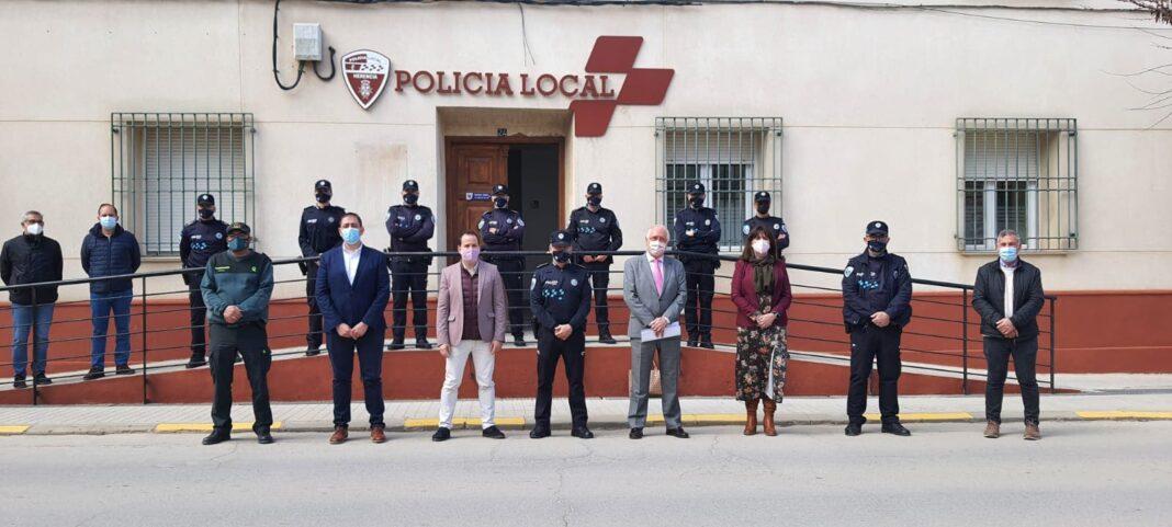 Herencia publica las bases para una nueva plaza de Policía Local mediante sistema de movilidad 1