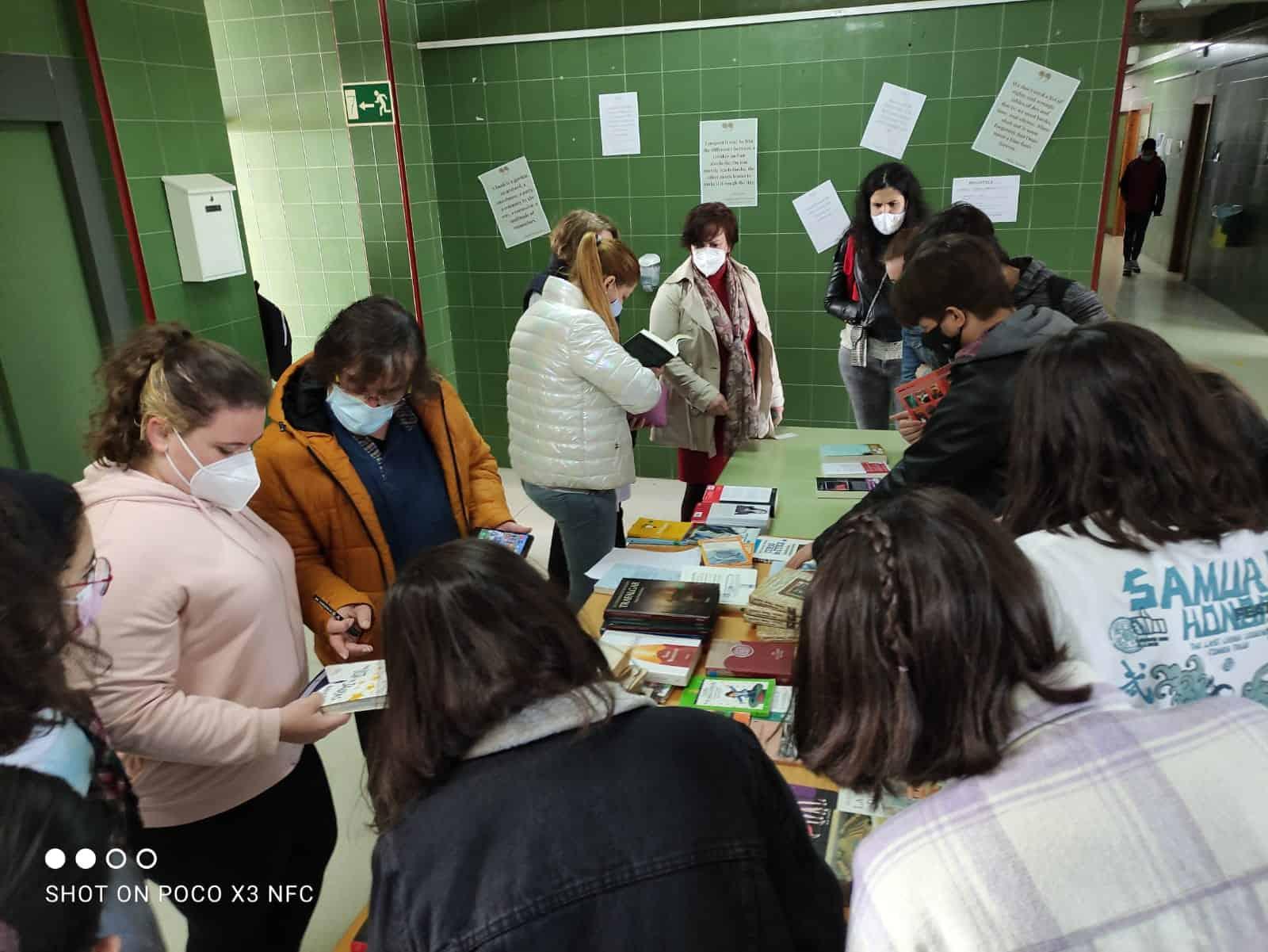El IES Hermógenes Rodríguez celebra el Día del Libro con múltiples actividades 9