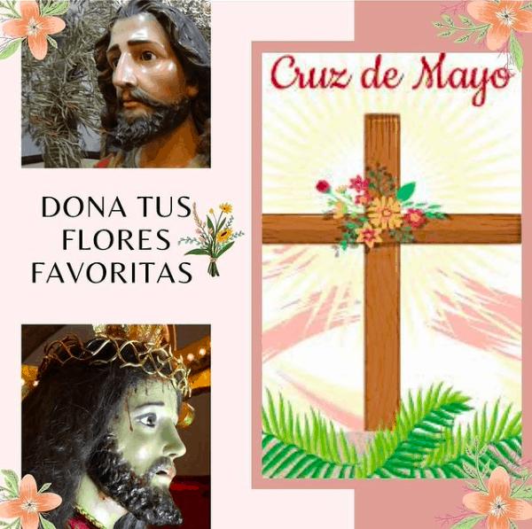 La hermandad del Cristo de la Misericordia realizará una gran cruz de mayo 1
