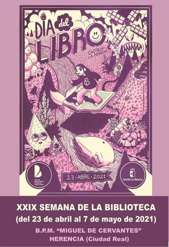XXIX Semana de la Biblioteca de Herencia 7