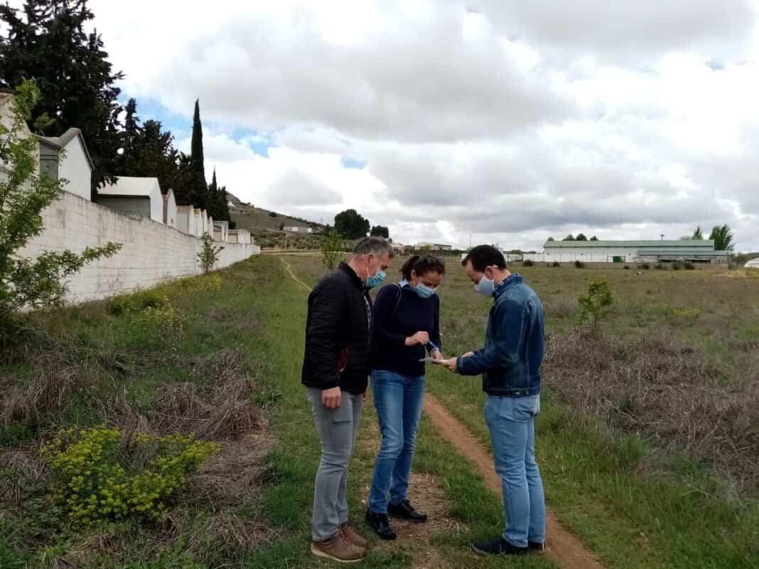 El Cementerio Municipal de Herencia se ampliará en un nuevo terreno colindante 4