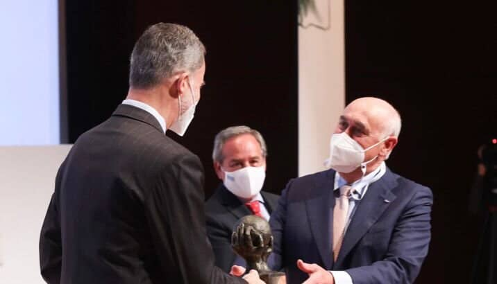 El Grupo TSD de Herencia galardonado en los el premios Cepyme 2021 1