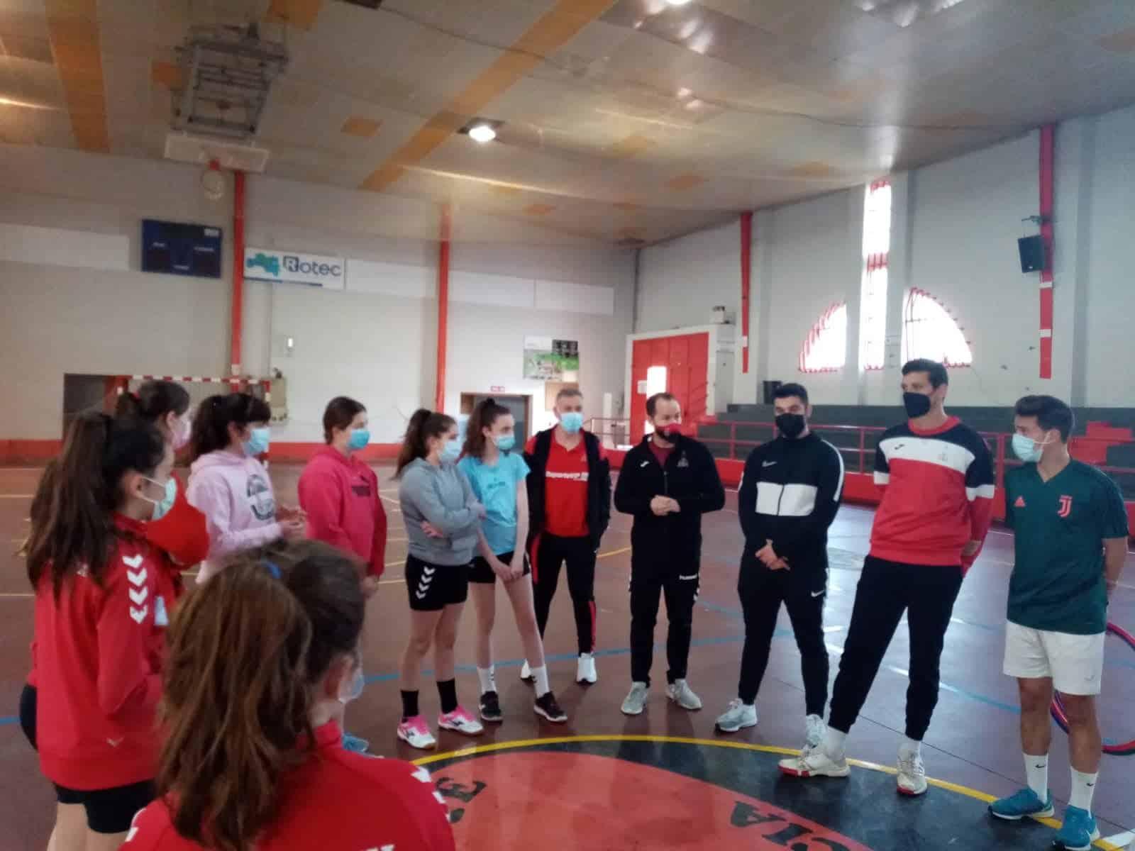 Herencia retoma su participación en el Campeonato Regional de Deporte Escolar 5