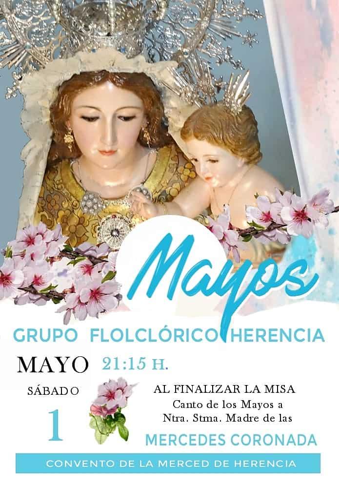 Mes de mayo en el convento de la Merced 3