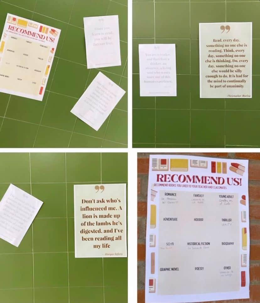 El IES Hermógenes Rodríguez celebra el Día del Libro con múltiples actividades 10