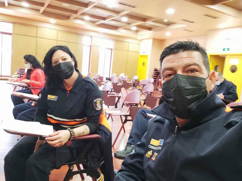 Protección Civil de Herencia en formación continua con varios cursos 12