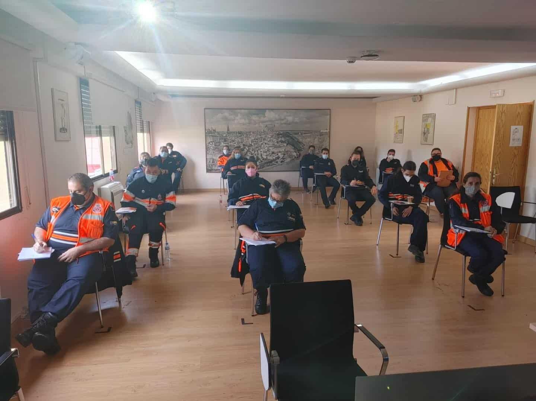 Protección Civil de Herencia en formación continua con varios cursos 10