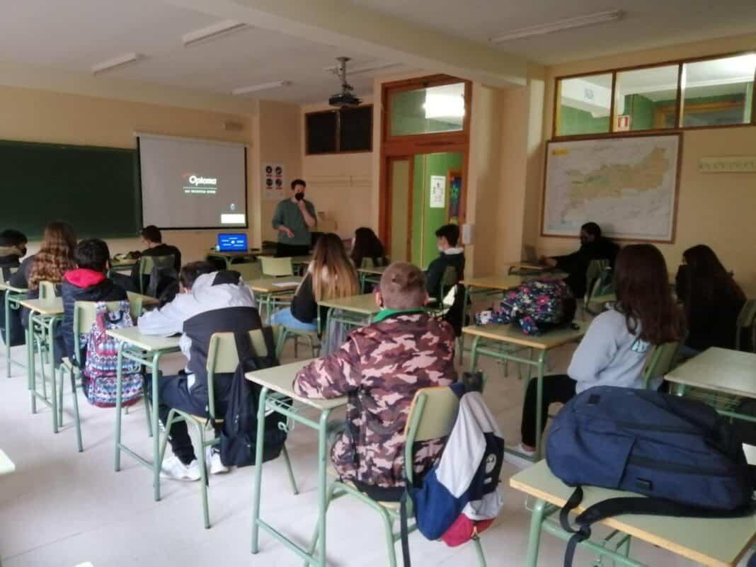 Talleres formativos sobre identidad y diversidad sexual para el alumnado de 3º y 4º de ESO 1